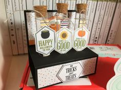 This month's Paper Pumpkin Kit was VERY different from the last few we've received. It was so much fun and it was super quick to whip together! Take a look at my video where we will put…