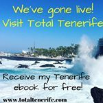 Total Tenerife is live! Visit us by clicking the link in the bio  sign up to receive my Tenerife eBook for FREE!
