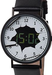 The Projects Digital Destruction Black Watch from Watchismo.com