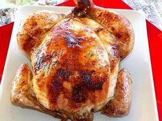 Receta Pollo al horno con salsa de soja y mostaza., para Tererecetas - Petitchef