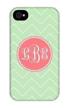 Come shop this Monogram Vine Print Chevron iPhone 4 Tough Case at http://www.putacaseon.me/products/monogram-vine-print-chevron-iphone-4-tough-case . Using our custom case tool you can design your case exactly how you want it.