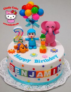 http://www.cindycake.com/category/birthday-cakes/pocoyo/