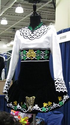 Irish Dance Dress - Boston 2013