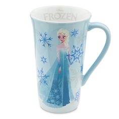 Elsa Mug - Frozen | Drinkware | Disney Store