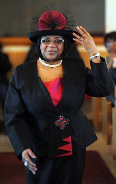 black women in church hats - Google Search