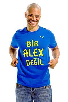Bir ALEX değil