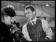 Errol Flynn & Alexis Smith in Gentleman Jim (1942)