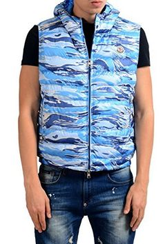 """Moncler Men's Full Zip Down Hooded Vest       Famous Words of Inspiration...""""Ignorance more frequently begets confidence than does knowledge.""""   Charles Darwin — Click here for more from Charles...  More details at https://jackets-lovers.bestselleroutlets.com/mens-jackets-coats/vests/product-review-for-moncler-mens-full-zip-down-hooded-vest-size-3-us-l/"""