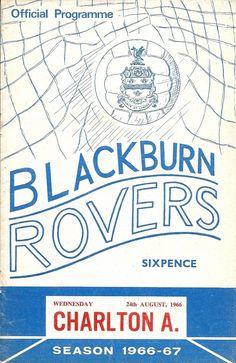 25 March 1967 v Blackburn Rovers Won Football Program, Coventry City Fc, Charlton Athletic, Blackburn Rovers, Everton Fc, 25 March, Seasons, Retro