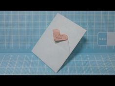 Petit Envelope Part1 ポチ袋 - YouTube