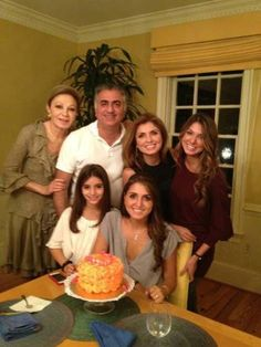 Sept 2013. The Princess Iman of Iran, daughter of Prince Reza and Princess Yasmine , celebrated her 20th birthday as a family with her parents, her grandmother Empress Farah and her sisters Princess Noor and Princess Farah.