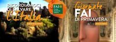23° EDIZIONE GIORNATE FAI DI PRIMAVERA – PROGRAMMA IN SARDEGNA – 21-22 MARZO 2015