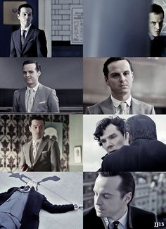 Best bad guy ever!   Professor Moriarty.