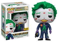 Funko POP Heroes #170 DC Comics Bombshells The Joker (With Kisses)