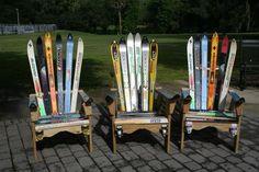 for the ski enthusiast...good for broken skis?