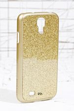 Samsung Galaxy S4 Phone Case in Glitter at Urban Outfitters