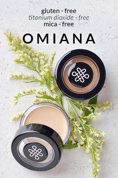 Mica Free, Titanium Dioxide Free, Gorgeous Mineral Makeup - Omiana