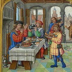 How Dining in the Middle Ages Differs from Now