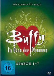 Buffy - Im Bann der Dämonen, 1-7 (39 Discs)