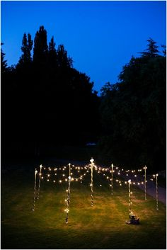 Wedding dancing by Fairylight | Image by Anneli Marinovich, see full wedding http://www.frenchweddingstyle.com/french-countryside-wedding-vendee/