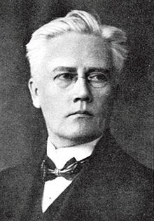 Herman Bernhard Lundborg (April 7, 1868 - 1943) was a Swedish physician. Lundborg was extremely negative towards the Jewish people, and strongly involved with the ideology of racial hygiene. In the beginning of the 20th century, the idea that eugenics could somehow improve society in general strongly evolved. In 1922, Sweden became the first country in the world to establish a eugenic governmental agency, the State Institute of Racial Biology, of which Lundborg was appointed as the head.
