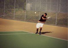 action shot
