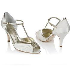 Rachel Simpson Shoes - 2012 Collection:MimiWedding Shoes, Vintage Bridal Shoes & Vintage Wedding Shoes