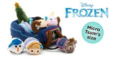 Micro Frozen Tsum Tsum set coming to Europe on October 3, 2017!