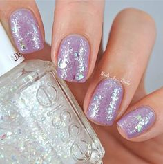 warm and toasty with a sparkle on top - fan look essie looks