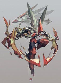 How to Create Dbz Character Designer Pokemon Fusion Art, Mega Pokemon, Pokemon Fan Art, Cute Pokemon, Fantasy Character Design, Character Design Inspiration, Character Art, Creature Concept Art, Creature Design