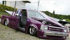Mazda, I remember this truck. Groundbreaking mods for the time. Done by M.I.C. ,I think