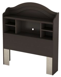 South Shore Savannah Twin Bookcase Headboard From Target