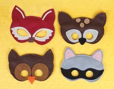 Turn your child's party into a woodland wonder with s'mores, fuzzy masks, and a surprisingly easy owl cake! Plus, get more easy cake designs and fun birthday party ideas for kids