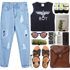 We love your #PolyvoreOOTD set, vv0lf! Congrats on the win  If you love it too, be sure to give her a follow: http://polyv.re/1fxuuO2  Create and share your own outfit set on Instagram using #PolyvoreOOTD for a chance to be featured next Friday.