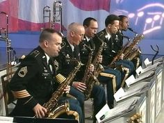 """Inside the Big Band - The US Army Field Band presents an instructional video on style and technique for playing Big Band jazz! (Warning - this is 1:16:00 long. Haven't watched yet, but I posted this because it looks like a great resource! Maybe show it to college music programs? Encourage a revival of the music and therefore Lindy...) """"In order to play this music with confidence and authority, you have to know what it's supposed to sound like. You have to have heard the music played by the…"""