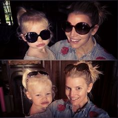 Jessica Simpson & Maxwell: Made In The Shade