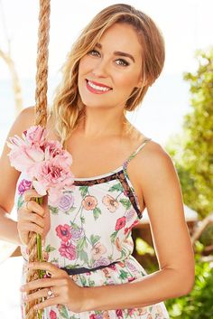 Fresh makeup. A loose braid. The perfect dress. Pulling together a summer party-ready look is a breeze. Find this LC Lauren Conrad floral sundress only at Kohl's—flowers not included.