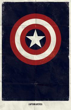 O minimalismo Marvel » Brainstorm9