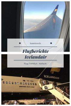 Unser Flugbericht mit Icelandair in der Economy Class. Auf dem Flug von Keflavik nach Frankfurt saßen wir in der Boeing 757-200 auf Höhe des Flügels. Welche Erfahrungen wir in der Economy Class gemacht haben, könnt ihr hier nachlesen.
