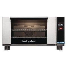 Turbofan by Moffat Full Size Electric Convection Oven with Touch Screen Control Catering Equipment, Cooking Equipment, Program Icon, Commercial Ovens, Staff Training, Electric, Touch, Kitchen Equipment
