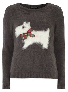 Scottie-sweater, too bad it's a child size [sigh] :'(