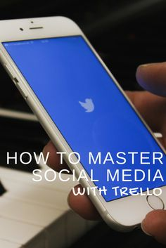 Social media can be a great way to get yourself and your message out. But unless you're organized, it will become a massive waste of your time. Luckily, there's an awesome tool you can use called Trello. Here are a few tips on how to go from disorganized to organized social media pro!