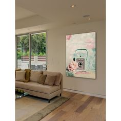 Marmont Hill 'Snapshot' Canvas Art