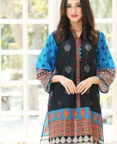 Nishat Linen Latest Summer Pret Collection 2015-16 For Girls  (2)
