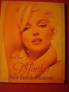 """""""Marilyn Haar Laatste Fotosessie"""" by Bert Stern."""