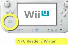 WII U in the wild with NFC. WTF is that and OMG on that ~ makes me LOL. (more 3 letter acronyms than I need)
