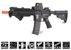 Airsoft GI Combat Machine Cobra Limited AEG Airsoft Gun ( Custom )