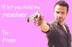 The Walking Dead V-Day; my fave! :)