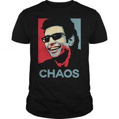 Awesome Tee CHAOS Ian Malcolm TShirt TShirt T shirt