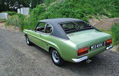 1971 Ford Capri V6